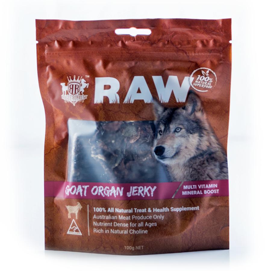 Dog Treat - Goat Organs Jerky
