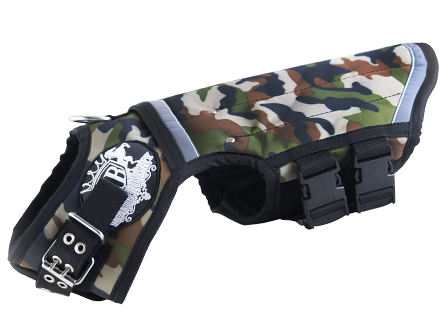 Canine Weight Vest - CAMO