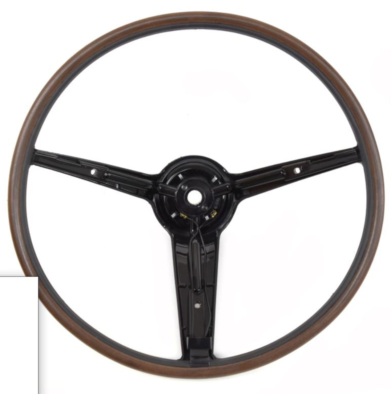 1970-1973 Ford Mustang deluxe rim blo steering wheel.