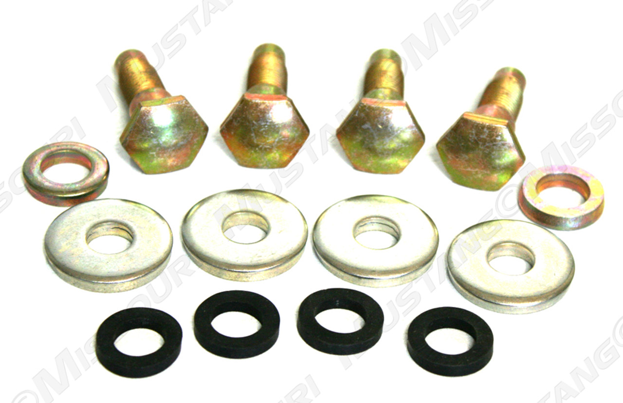 1964-1968 Ford MUSTANG Steering Box Frame Bolts