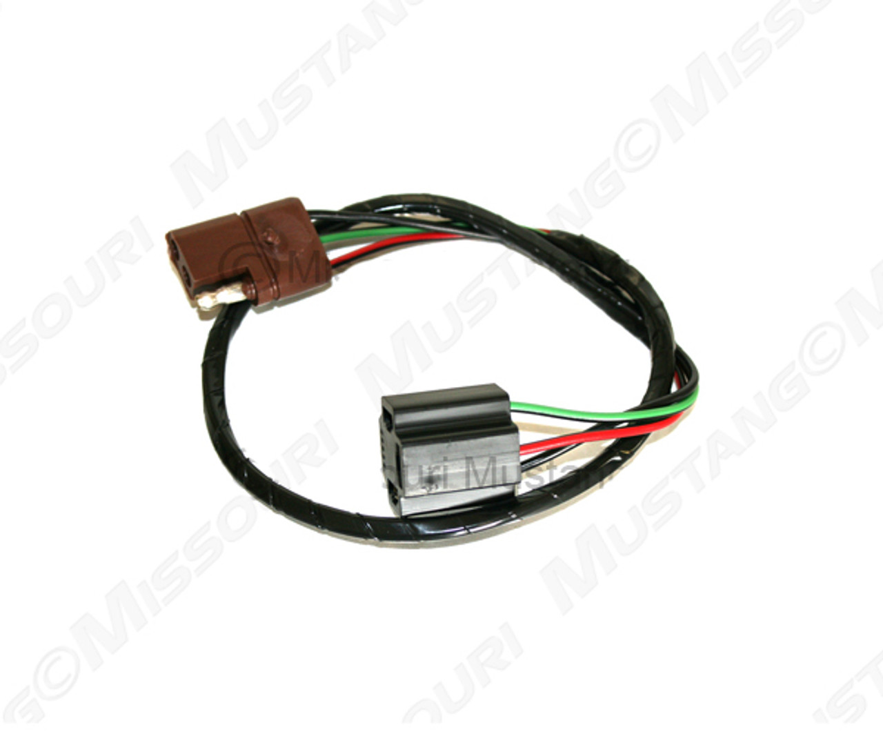 1967-1968 Ford Mustang headlamp wiring extension.Missouri Mustang