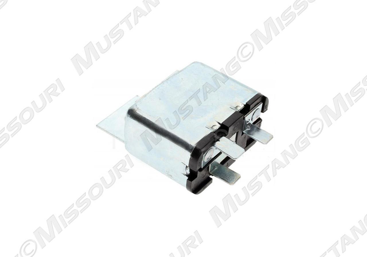 64 Mustang Horn Relay Wiring - Wiring Diagrams Folder on