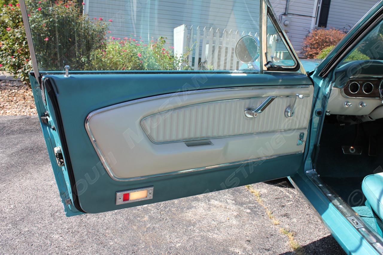 Mustang Package Tray Pressboard Fastback  1971 1972 1973