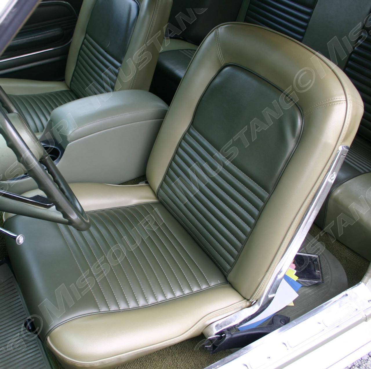 Mustang Tail Light Lens Shelby OEM 1967 Daniel Carpenter