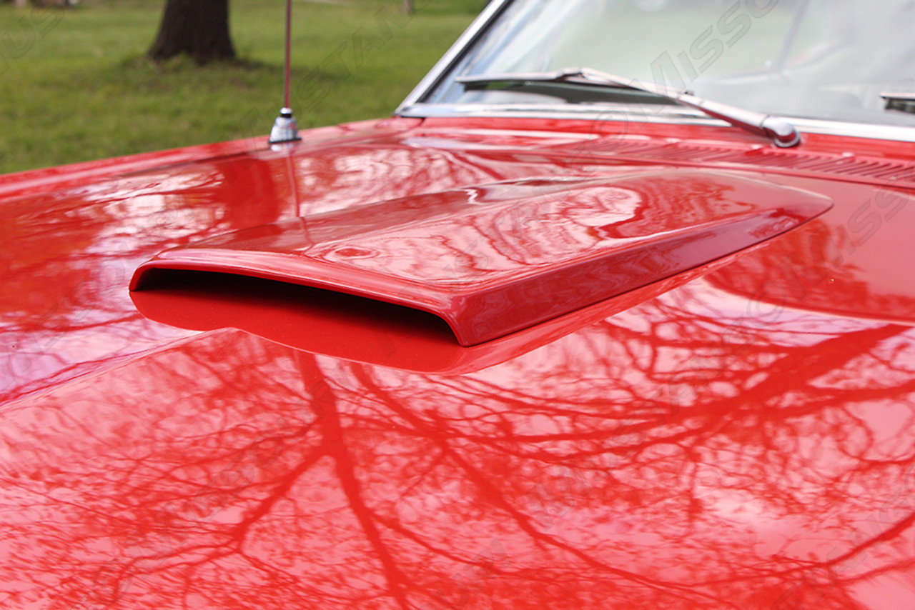 1964 Ford Falcon Hood Scoop ✓ Ford is Your Car