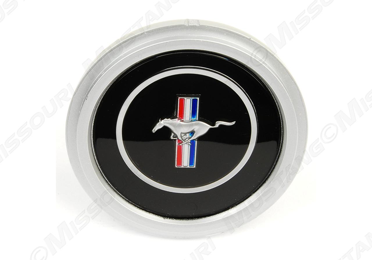 Daniel Carpenter Mustang Switch Rim Blow 3 Spoke Steering Wheel 1970-1973