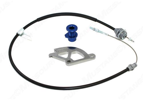 1979-95 Adjustable Clutch Cable Kit BBK
