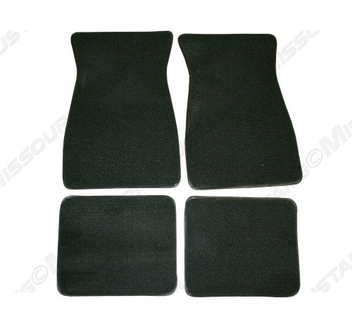 1969-73 Carpet Floor Mats ACC