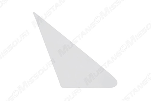 1964-1968 Ford Mustang vent window glass.