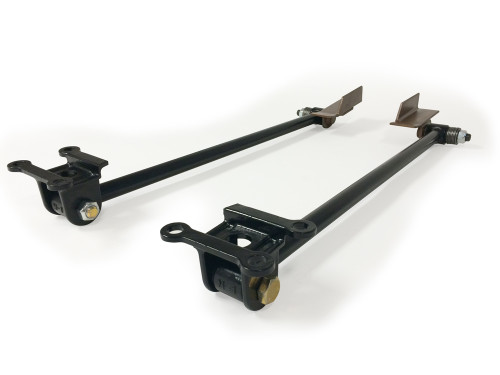 1964-1966 Ford Mustang concours reproduction under-ride traction bars, set.