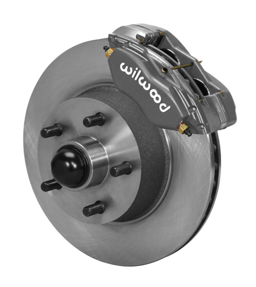 1964-1969 Wilwood Disc Brake Conversion Kit for Ford Mustang
