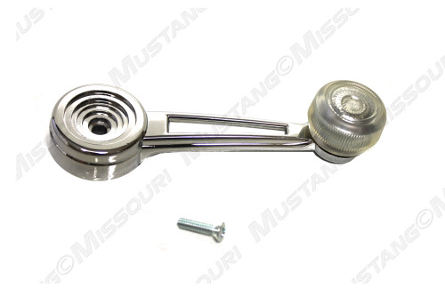 1973 Ford Mustang window crank.