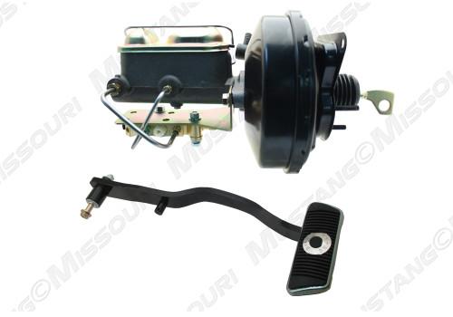 1967-1970 Ford Mustang power brake conversion.