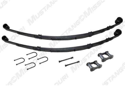 1964-1973 Ford Mustang leaf spring kit.  4-leaf.