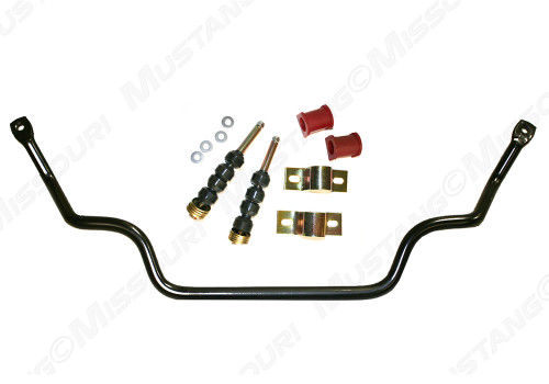 "1964-1966 Ford Mustang front sway bar kit, 1 1/8""."