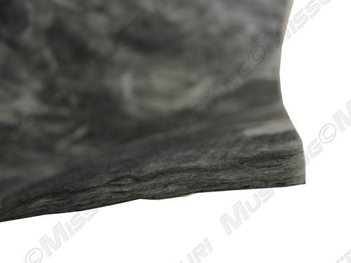 1964-1973 Ford Mustang headliner insulation pad.
