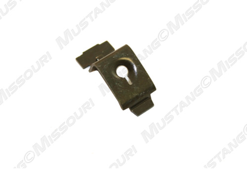1969-1973 Ford Mustang arm rest clip.