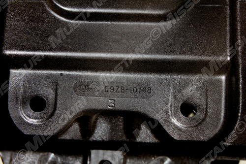 1979-1986 Ford Mustang battery tray.