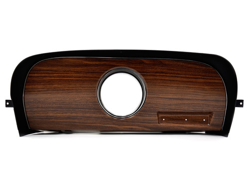 1969-1970 Ford Mustang passenger side dash panel for deluxe interior.