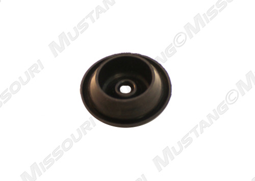 1979-1993 Ford Mustang automatic speedometer cable to firewall grommet.
