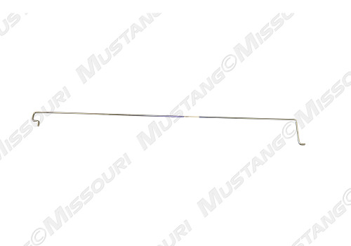 1965-1966 Ford Mustang fastback trunk lid spring.