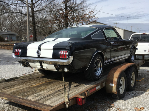 1965 Mustang Fastback Sold