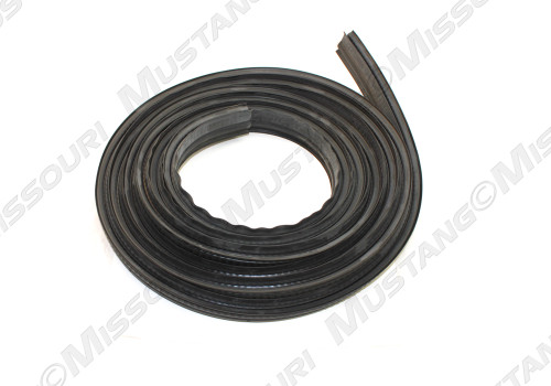1979-1993 Ford Mustang rear hatch seal.