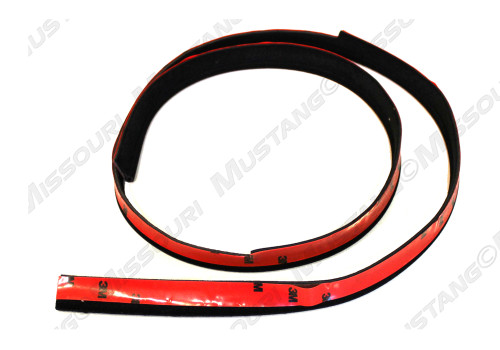 1981-1988 Ford Mustang T-Top beaded felt weatherstrip