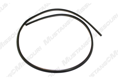 1981-1888 Ford Mustang T-top headliner retainer strip.