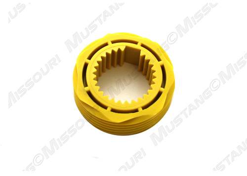 1983-1998 Ford Mustang 7 tooth speed-o-meter drive gear for T-5 transmission.