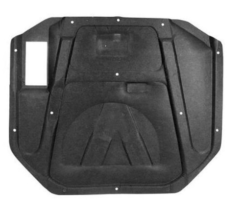 1983-1986 Ford Mustang hood insulation pad.