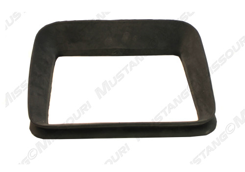 1984-1986 Ford Mustang SVO inter cooler rubber seal.