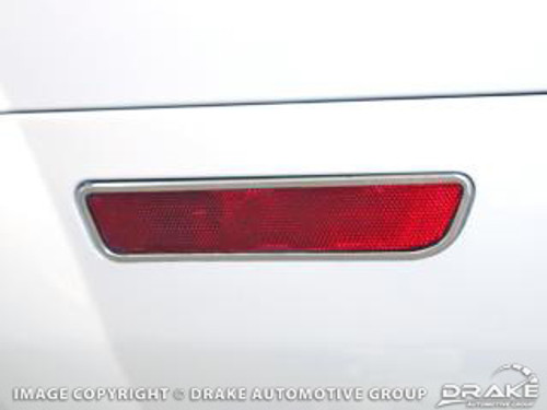 2005-2009 Ford Mustang quarter light trim