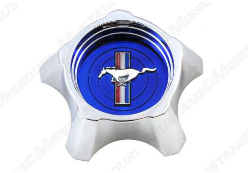 1967 Ford Mustang Styled Steel Center Cap