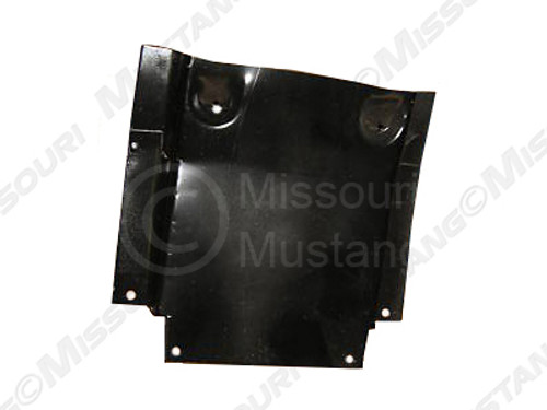 1967-1968 Ford Mustang Overhead Console Rear Bracket Fastback only.