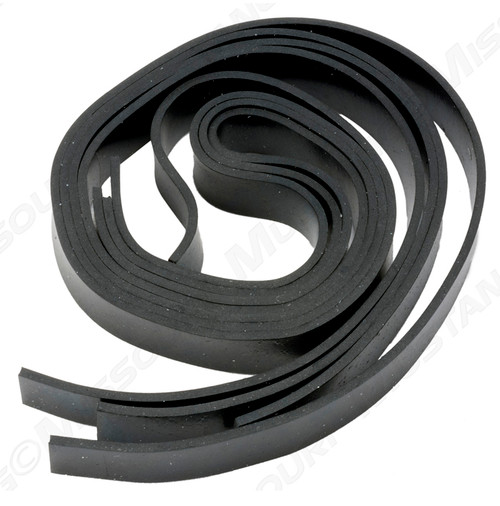 Ford Mustang rubber shims that go between the weatherstrip & top frame.