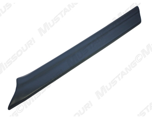 Blue 1967-1968 Ford Mustang Pillar Post Pad