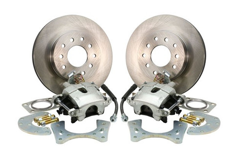 1964-1973 Ford Mustang rear disc brake conversion kit.