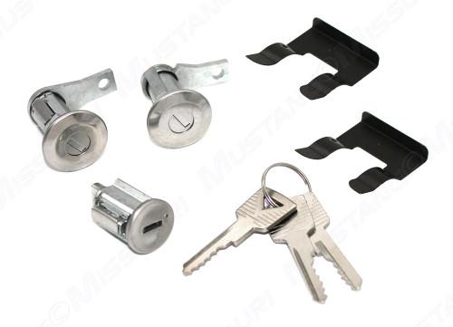 1964-66 Door Lock & Ignition Set
