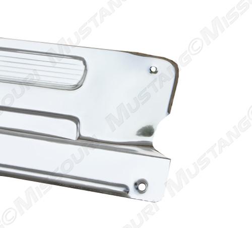 1964-68 Door Sill Plate Convertible