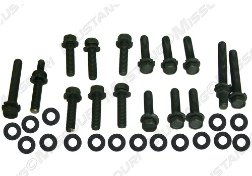 1968-70 Exhaust Manifold Bolts 428CJ