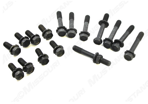 1971-73 Exhaust Manifold Bolts 302