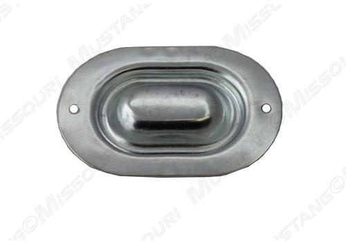 1968-73 Metal Floor Pan Plug