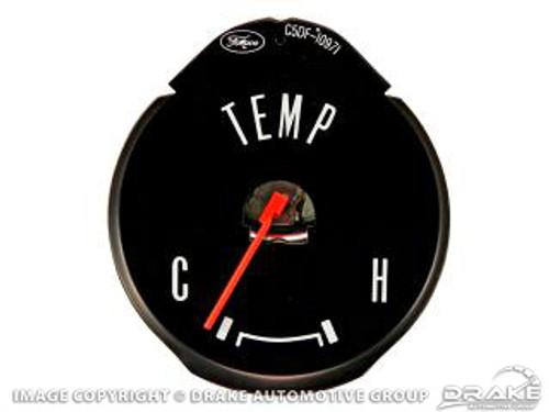 1964-65 Temperature Gauge