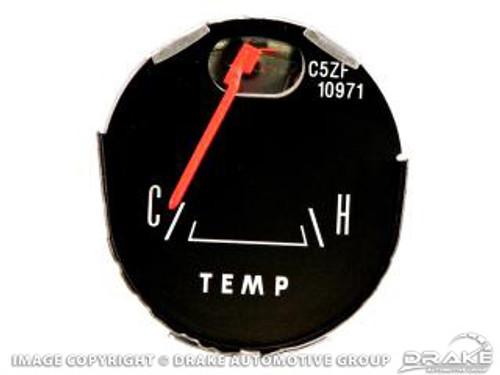 1965-66 Temperature Gauge