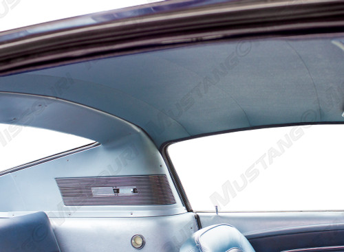 1964-1968 Ford Mustang Fastback headliner.