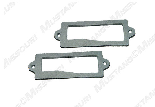 1967-68 Turn Signal Hood Lamp Gaskets