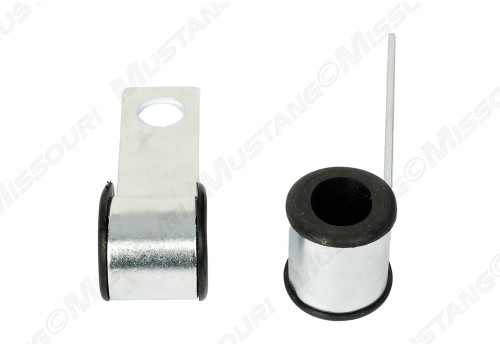 1964-73 Starter Cable Brackets