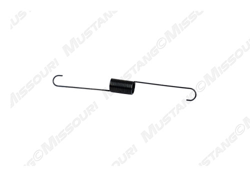 1964-1966 Ford Mustang automatic transmission kick down cable retracting spring, V8.