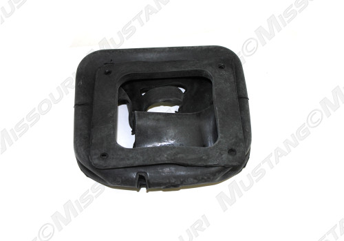 1964-1968 Ford Mustang lower shifter boot, 4-speed.